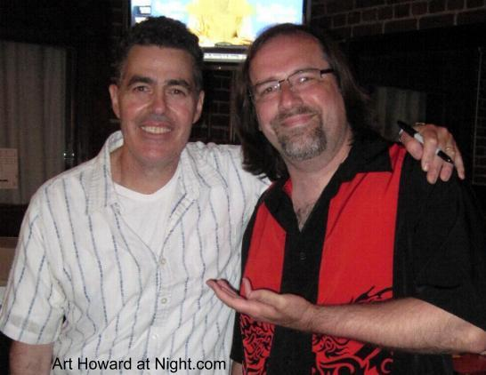 Art with Adam Carolla